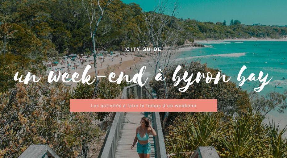 Byron bay week-end