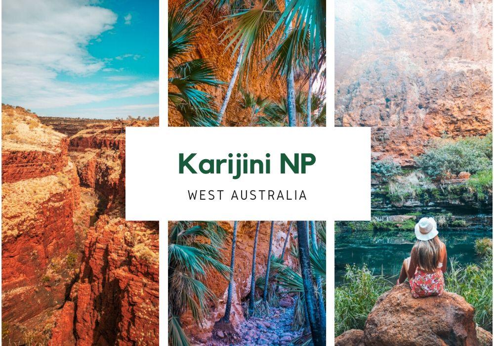 Que faire en australie - Karajini