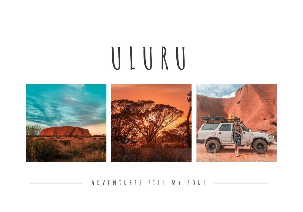 Que faire en australie - Uluru