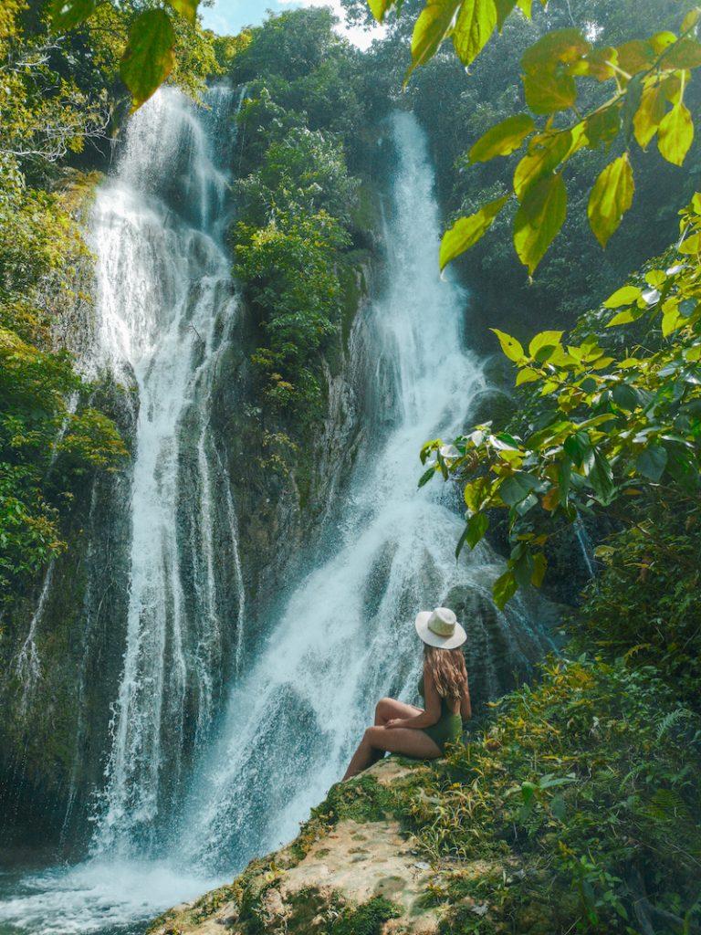 Les cascades de Mélé au Vanuatu
