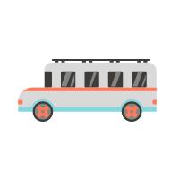 Prendre les minibus coûte moins cher que les taxis