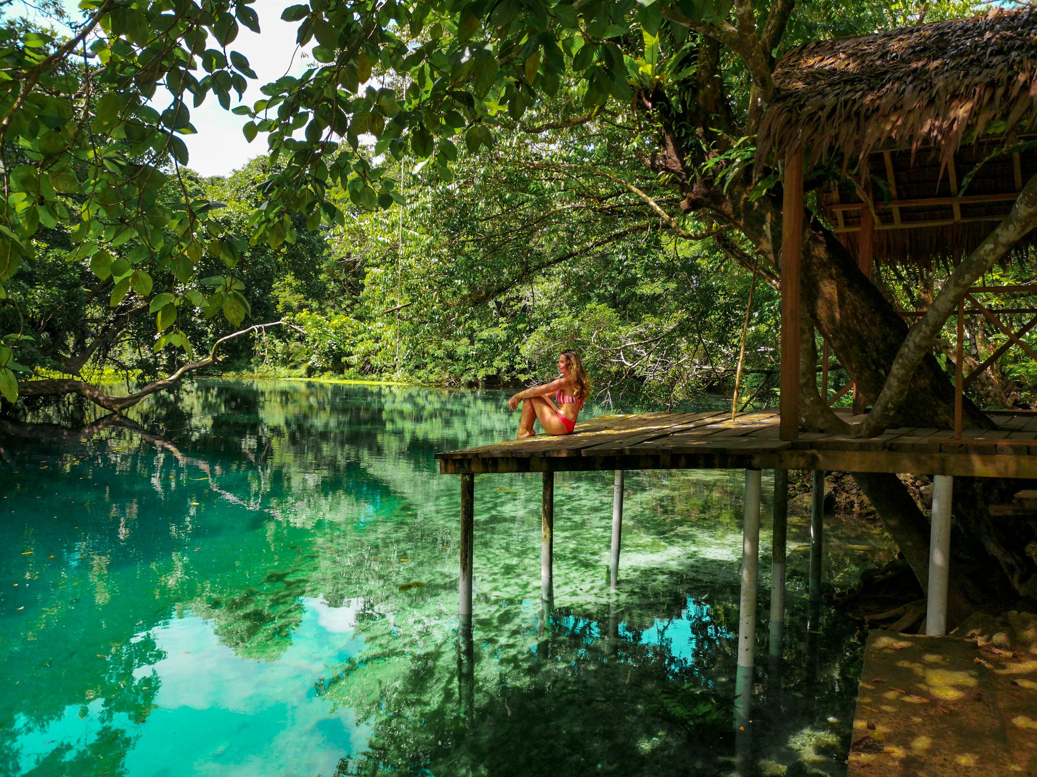 Vanuatu-itinéraire