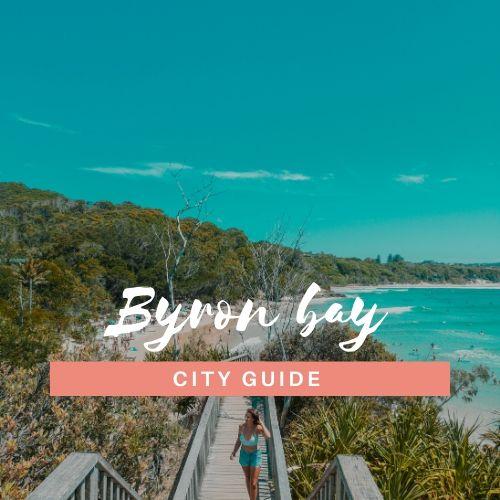 BYRON BAY WEEKEND