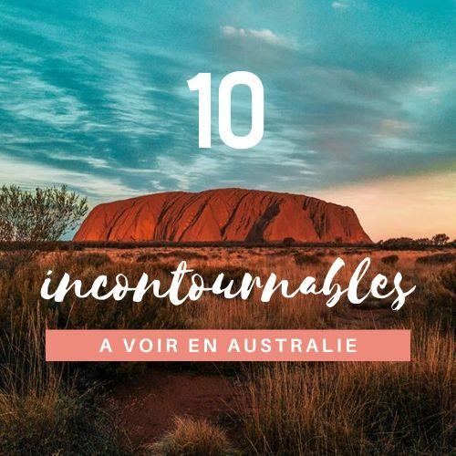 QUE VOIR EN AUSTRALIE
