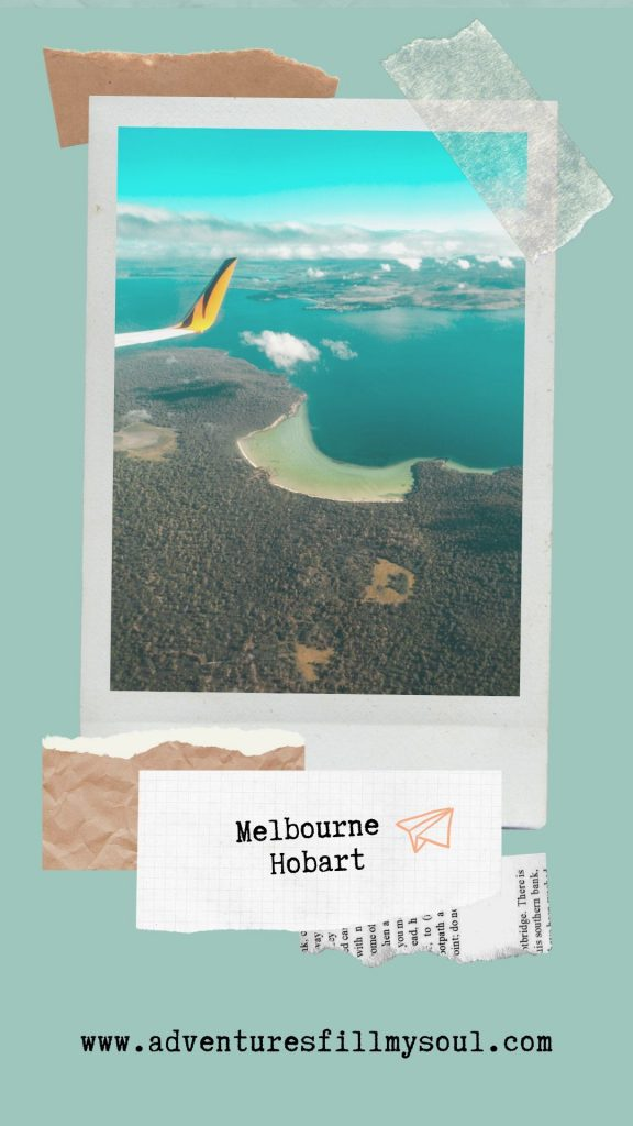 Vol Tasmanie Hobart
