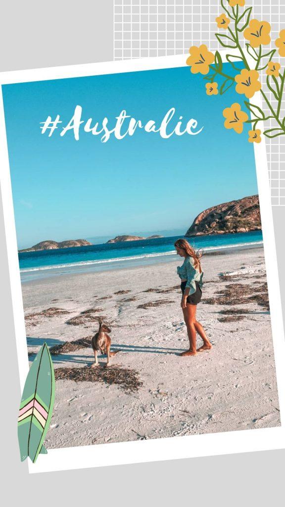 #australie voyage Instagram