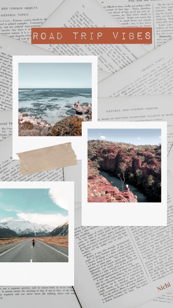 Nichi application pour faire des montages de photo de voyage sur Instagram