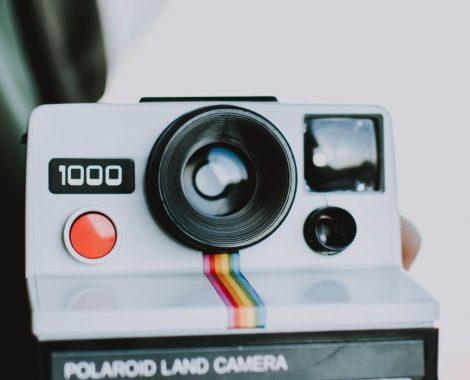 Polaroid inspiré d'Instagram